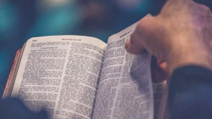 Brug søndagens GT-læsning i forkyndelsen