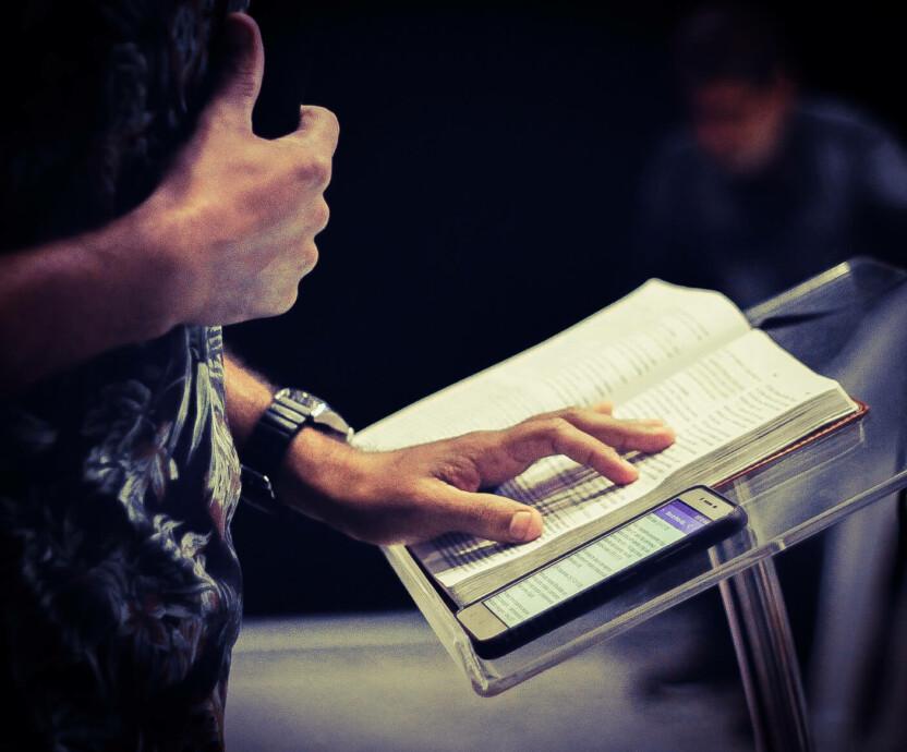 Forkyndelseskursus - både i dybden og i bredden